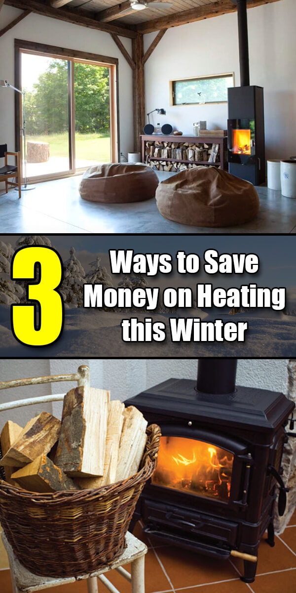 3 Ways to Save Money on Heating This Winter - Mr. DIY Guy
