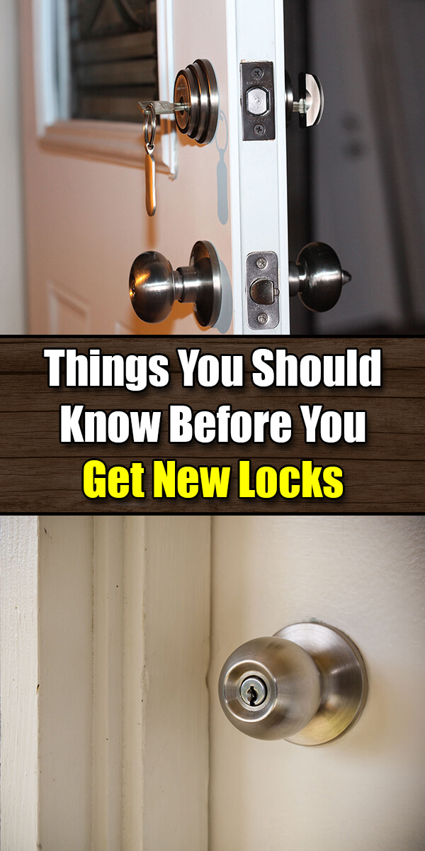 Things You Should Know Before You Get New Locks - Mr. DIY Guy