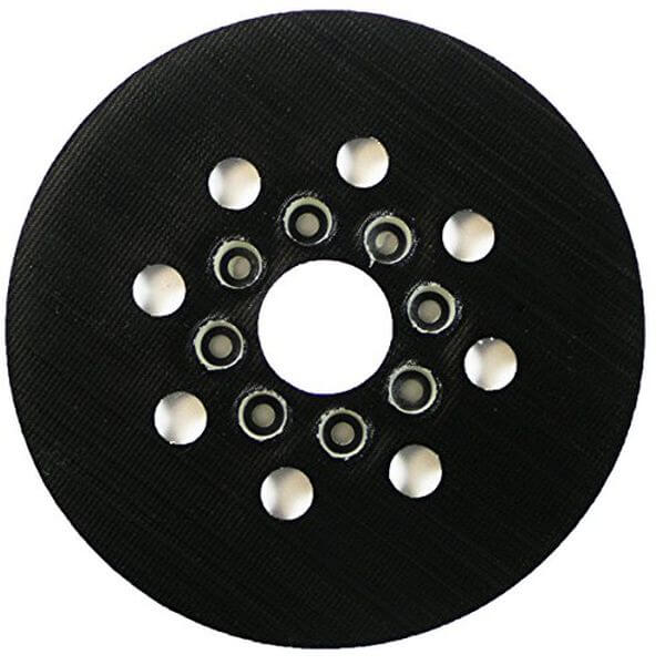 Bosch Sander Replacement Hook & Loop Rubber Backing Pad