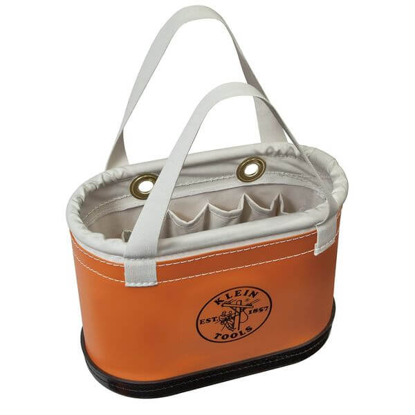 Klein Hard-Body Oval Bucket with Handles