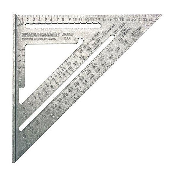 Swanson Metric Speed Square