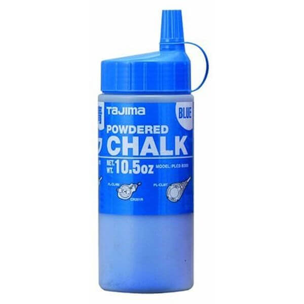 Tajima Chalk-Rite Ultra-Fine Chalk, Blue