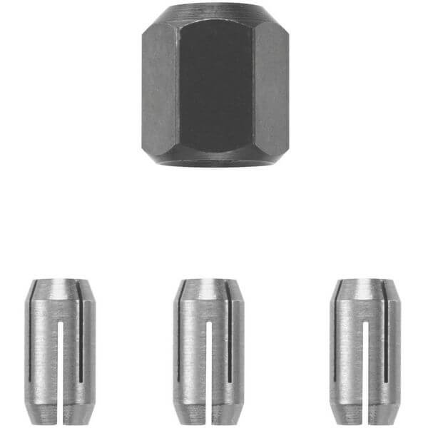 Roto Zip Replacement Collet and Nut Kit