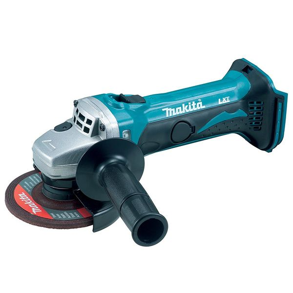 Makita 18-Volt LXT Lithium-Ion Cordless 4-1/2-Inch Cut-Off/Angle Grinder