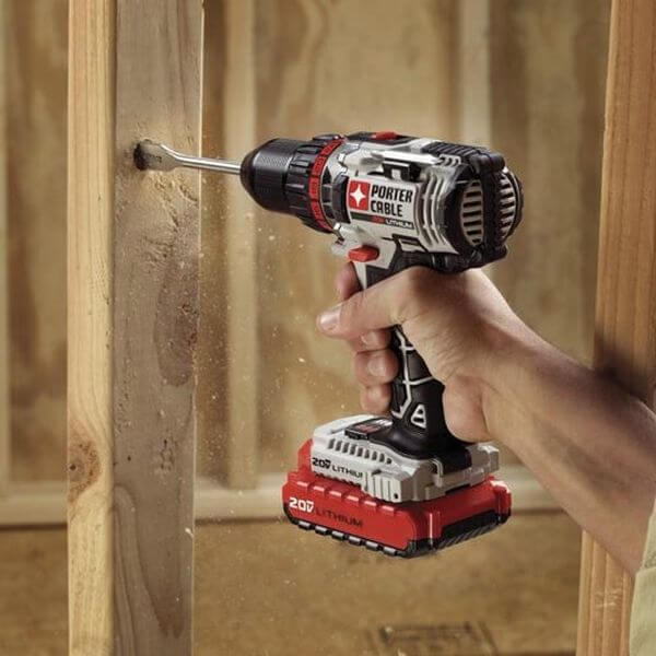 PORTER-CABLE 20-volt 1/2-Inch Lithium Ion Drill/Driver Kit