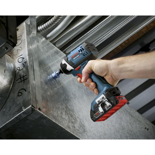 Bosch 18-Volt Lithium-Ion 2-Tool Combo Kit