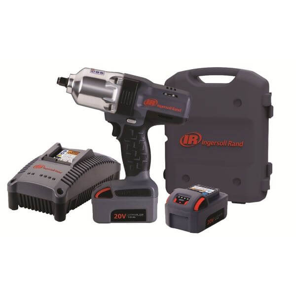 Ingersoll Rand W7150-K2 1/2-Inch High-Torque Impact Tool