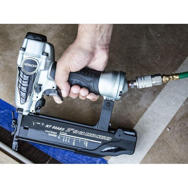 Hitachi 18-Gauge 5/8-Inch to 2-Inch Brad Nailer
