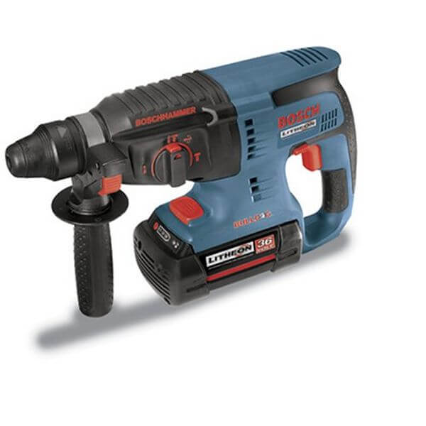 Bosch Litheon 36-Volt Lithium-Ion 1-Inch SDS-Plus Rotary Hammer