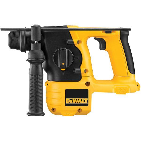 DEWALT 18-Volt 7/8-Inch Cordless SDS Hammer