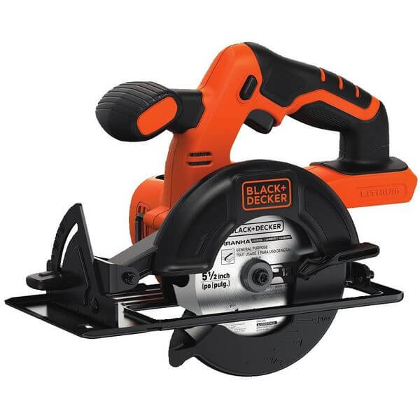 Black & Decker 20-volt Max Circular Saw