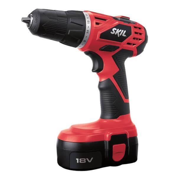 SKIL 18-Volt 3/8-Inch Drill/Driver Kit
