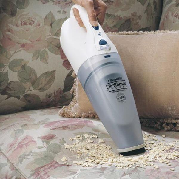 DirtTamer® Ultima Cordless Wet/Dry Hand Vac