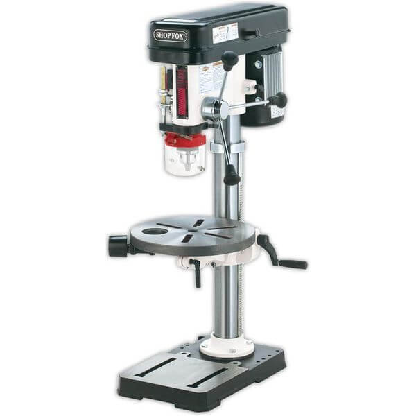 Shop Fox 3/4 HP 13-Inch Bench-Top Drill Press