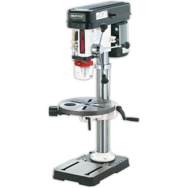 Shop Fox 3/4 HP 13-Inch Bench-Top Drill Press