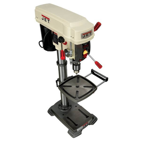 Jet 12-Inch Drill Press with Digital Readout
