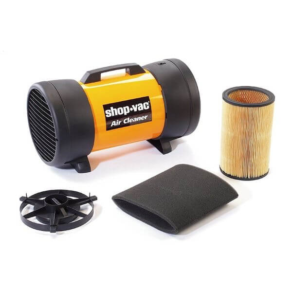 Shop-Vac Air Cleaner Filtration System