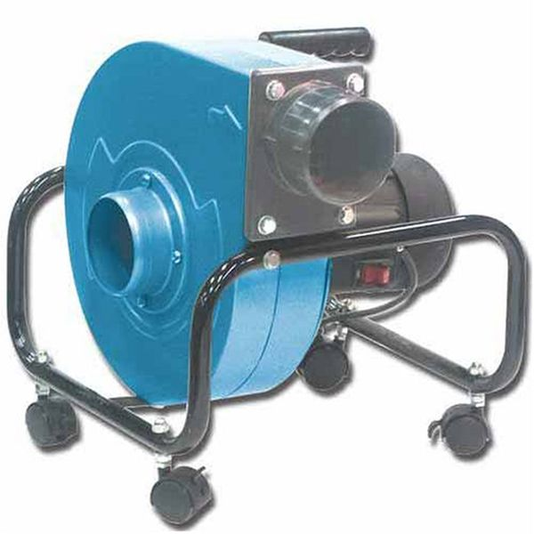 PSI 1 Horsepower 660 CFM Dust Collector with 1-Micron Bag, 110-Volt 1-Phase