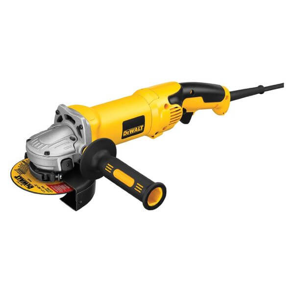 DEWALT Heavy-Duty 4-1/2-Inch/5-Inch High Performance Grinder with Trigger Grip