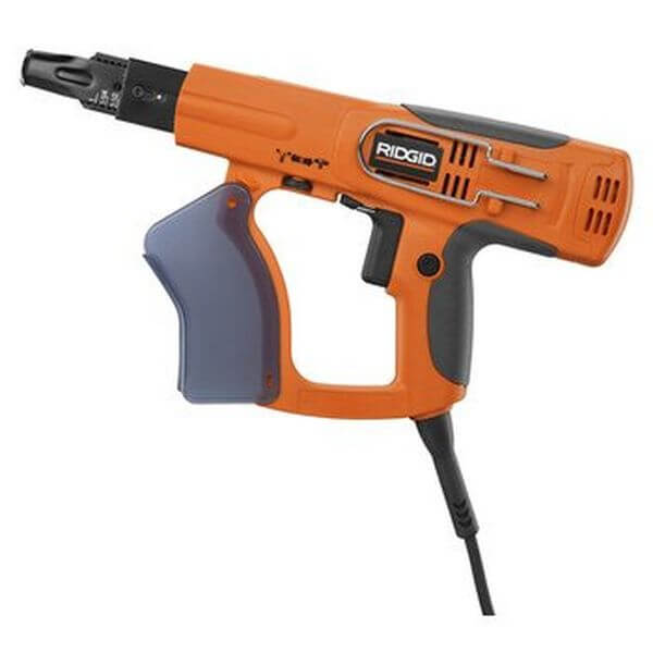 Factory-Reconditioned Ridgid 4.3 Amp Collated Screwdriver