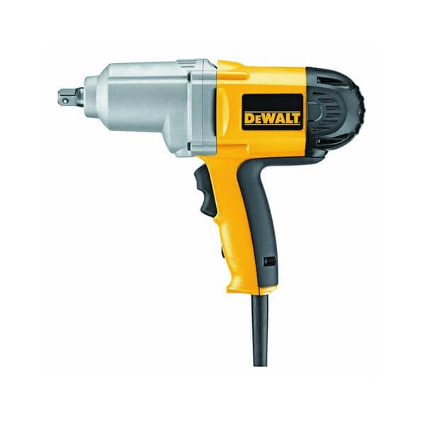 DEWALT 7.5-Amp 1/2-Inch Impact Wrench with Detent Pin Anvil