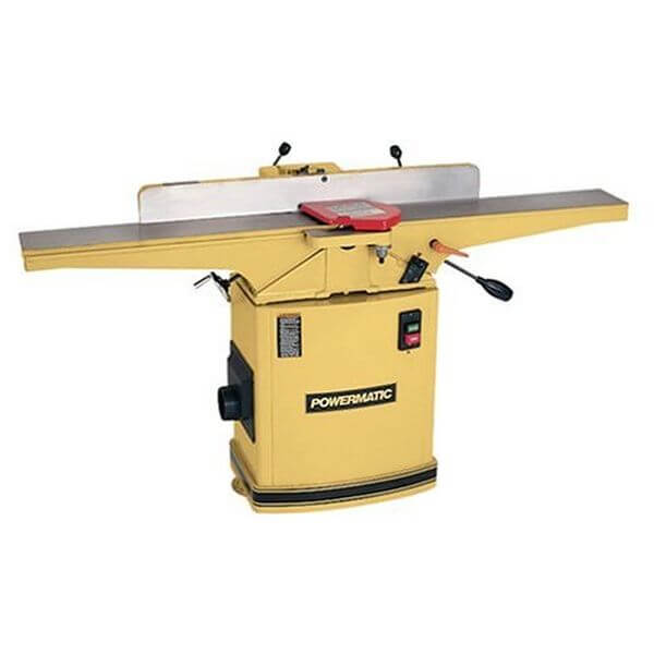 Powermatic Deluxe 6-Inch Jointer with Quick-Set Knives