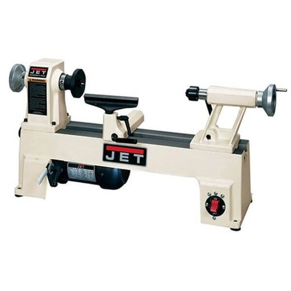 JET 10 Inch X 14 Inch Indexing Mini Lathe