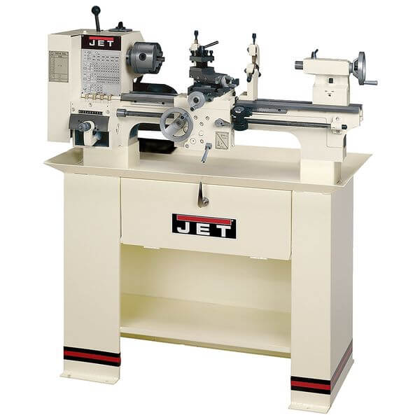 JET Lathe with Stand