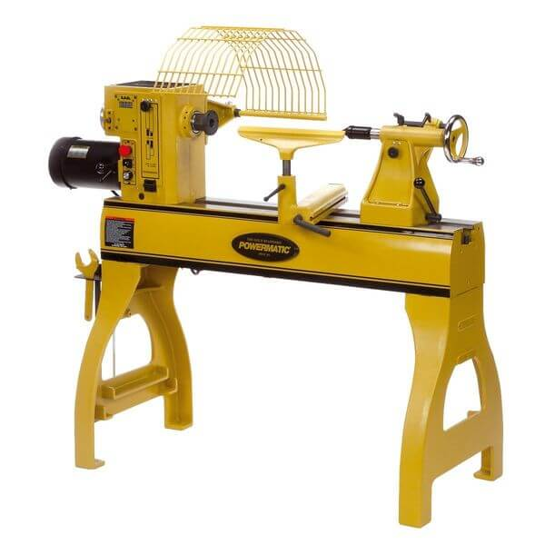 Powermatic 20x35-Inch Wood Lathe with RPM Digital Readout