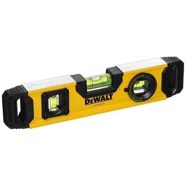 Dewalt 9 in. Magnetic Torpedo Level