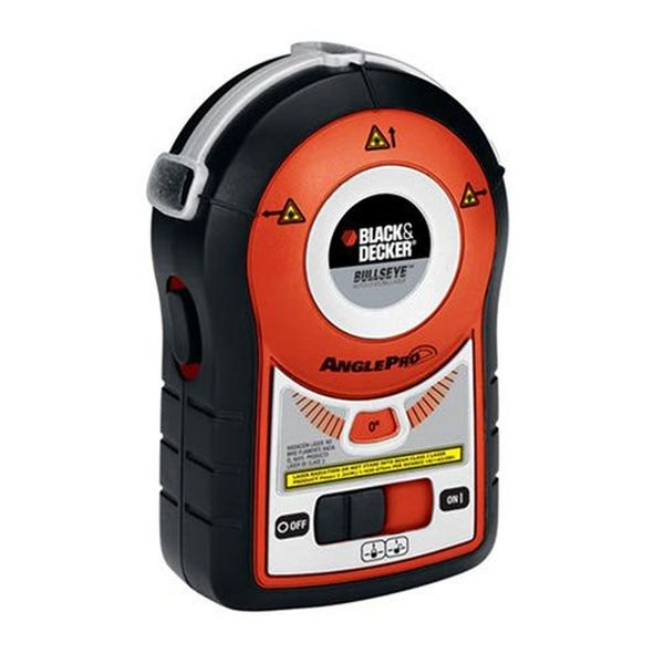 Black & Decker Bullseye Auto-Leveling Laser With AnglePro