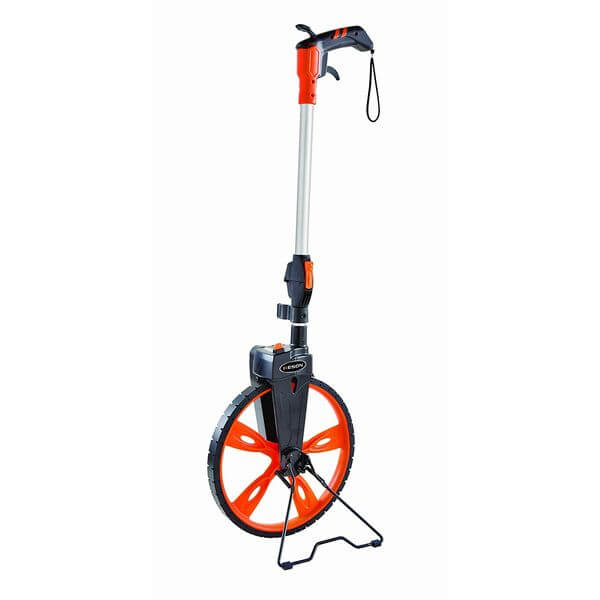 Keson 3-Feet Top Reading Center Line Measuring Wheel