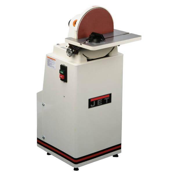 JET 12-inch Industrial Disc Sander 1HP
