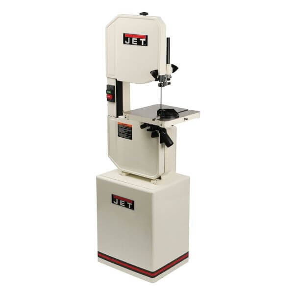JET 14-inch Wood/ Metal Vertical Variable Speed Bandsaw 1HP