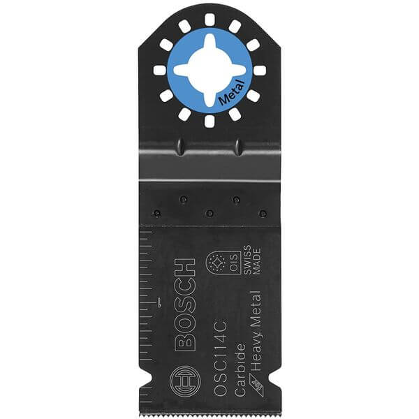 Bosch 1-1/4-Inch Multi-Tool Carbide Tooth Plunge Cut Blade