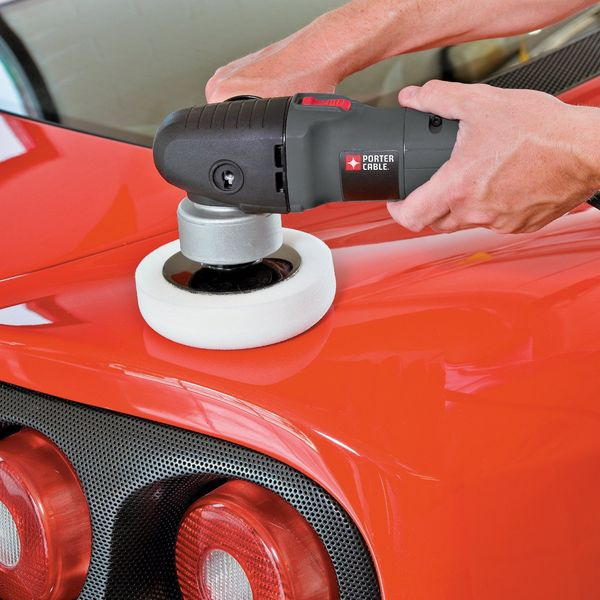 PORTER-CABLE 6-Inch Variable-Speed Polisher