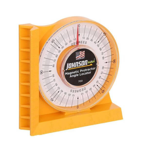 Johnson Level & Tool and Tool Magnetic Angle Locator