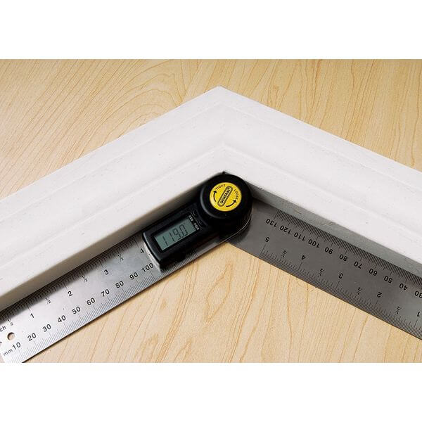General Tools & Instruments 5-inch Digital Angle Finder Rule