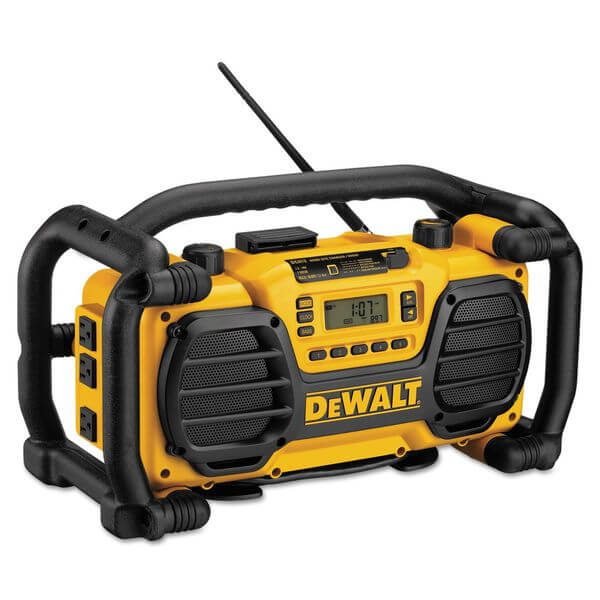 DEWALT Worksite Charger/Radio