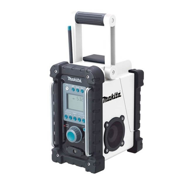 Makita 18-Volt LXT Lithium-Ion Cordless FM/AM Job Site Radio