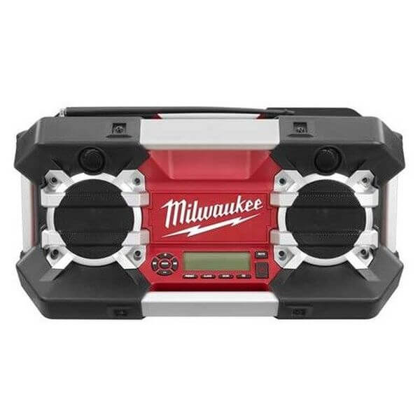 Milwaukee 12-Volt to 28-Volt Jobsite Radio