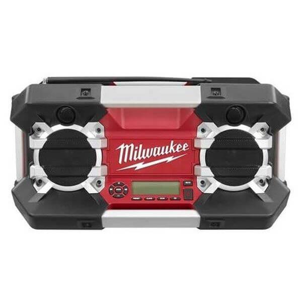 Milwaukee 12-Volt to 28-Volt Jobsite Radio