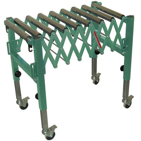 General International Flexible Roller Stand