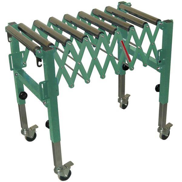 General International Flexible Roller Stand