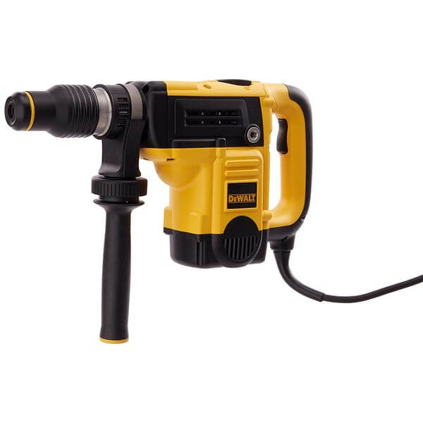 DEWALT 1-9/16-Inch SDS Max Combination Hammer Kit