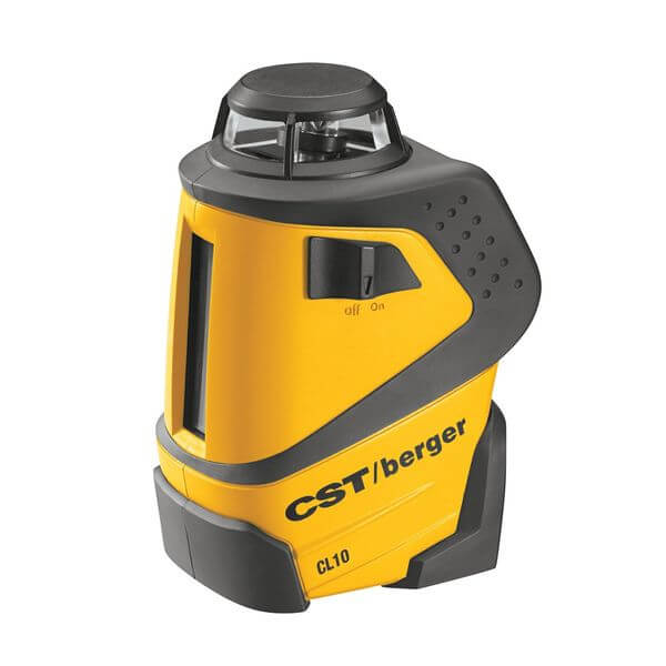 CST/berger Self Leveling 360-Degree Cross Laser