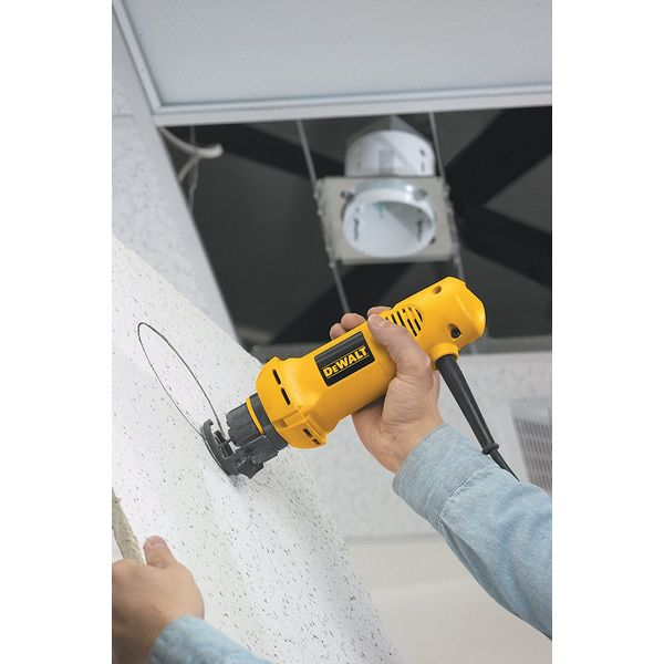 DEWALT Cut-Out 5 Amp 30,000 RPM Rotary Tool with 1/8-Inch and 1/4-Inch Collets
