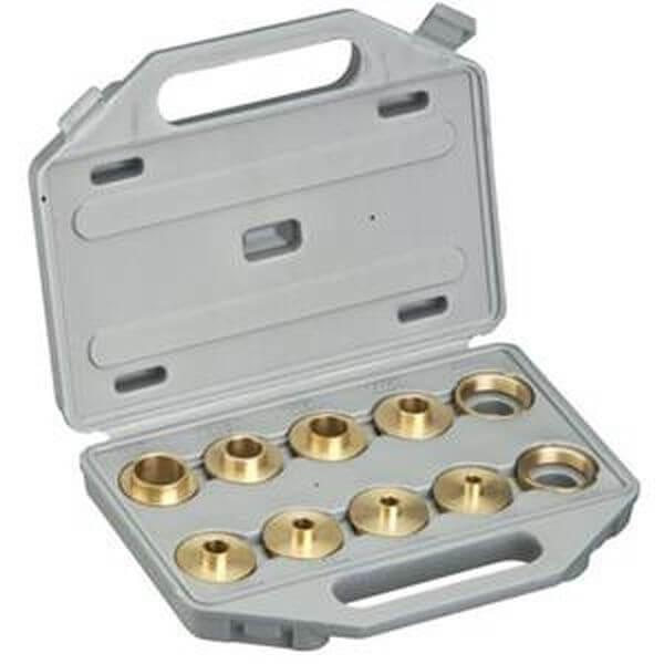 Shop Fox Brass Guide Bushing Set