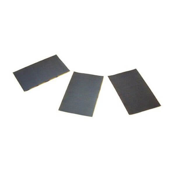 Chemical Guys Super Fine 3500 Grit Latex Self-Adhesive Sanding Sheets (Pack of 3)