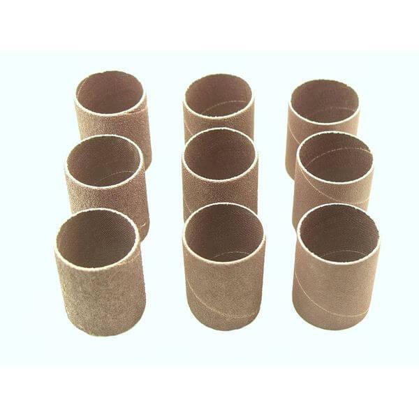 Big Horn 1-1/2-Inch By 2-Inch Sanding Sleeves, 3 Fine, 3 Medium, 3 Coarse